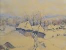 Zima na Moravě